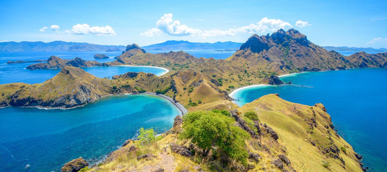 The Exotic Padar Island